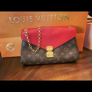 Louis Vuitton Monogram Shoulder Bag Crossbody